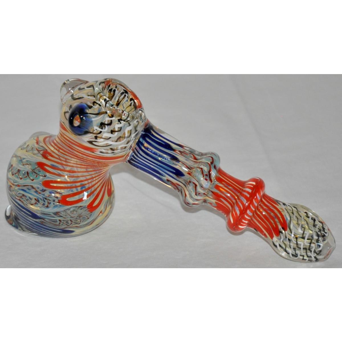 Bubbler Medium Hammer Water Pipe