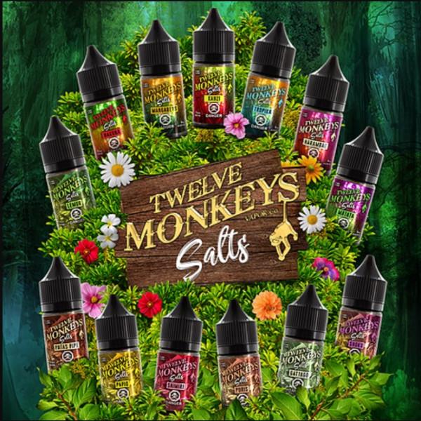 12 Monkeys Salts