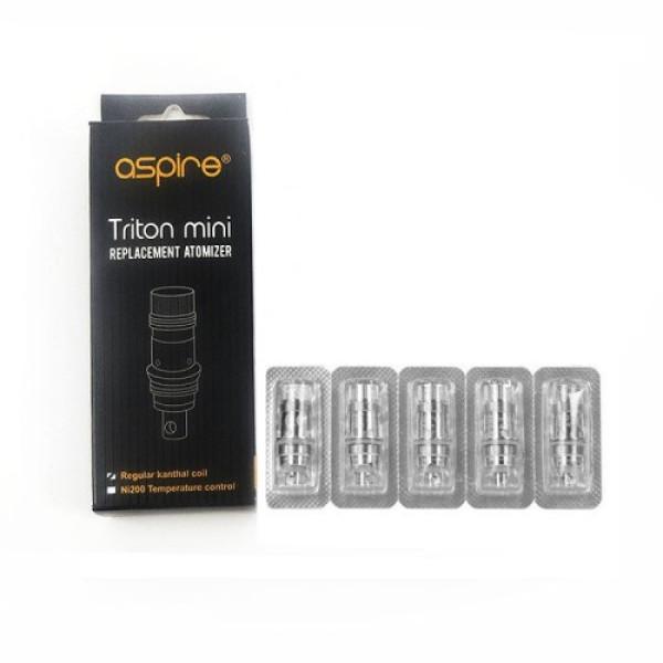 Aspire Triton Mini Replacement Coil 1.2 Ohm(5 Pack)