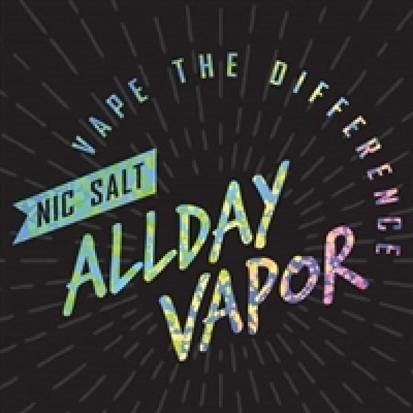 All Day Vapor Salt Nicotine