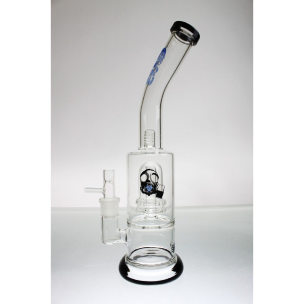 BIO SE Bent Neck Double Bell Perc