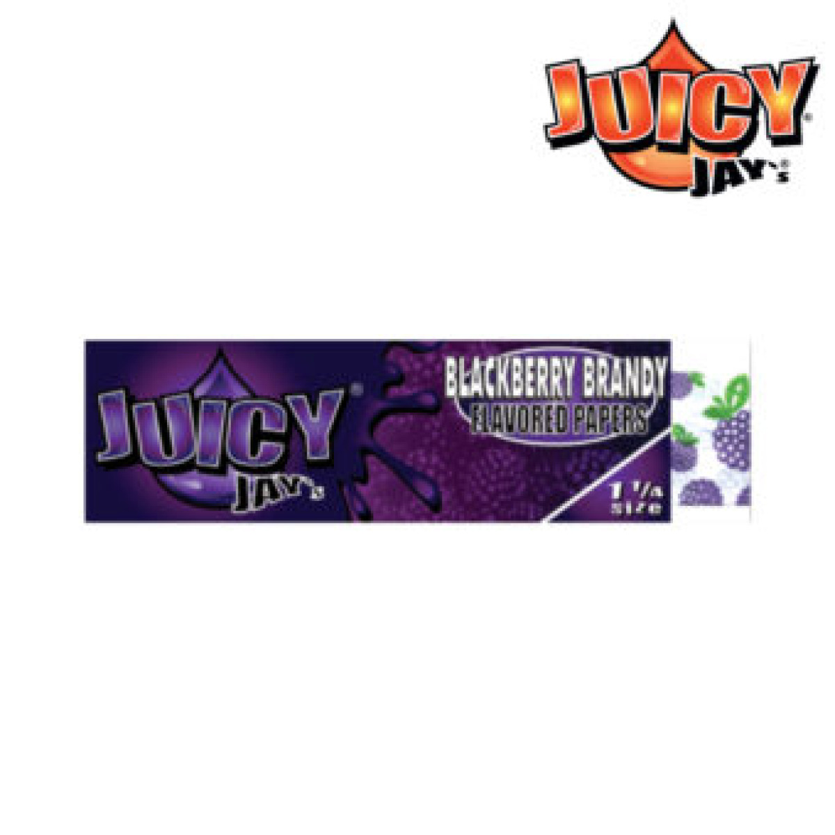 Blackberry Brandy Juicy Jay Papers 1 1/4