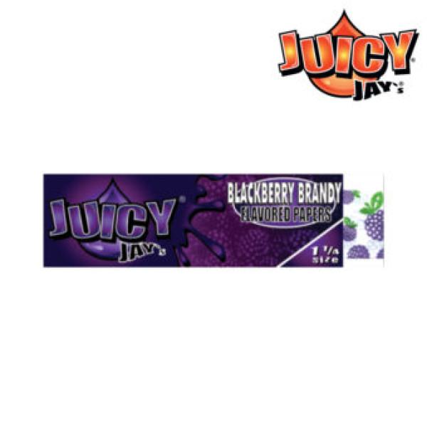 Blackberry Brandy Juicy Jay Papers 1 1/4