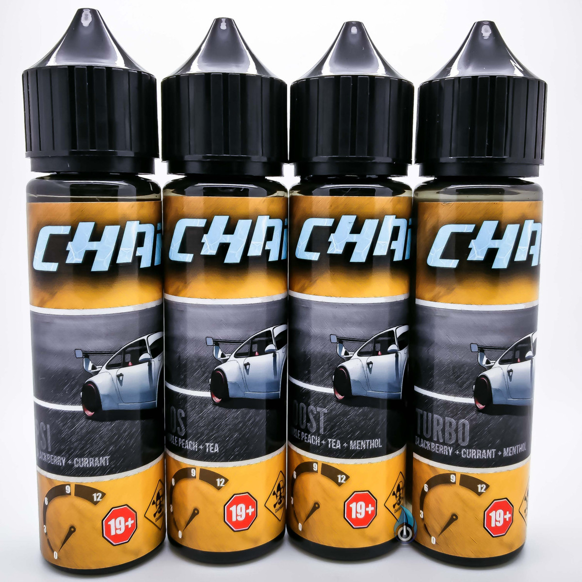 CHARGED E-JUICE Flavor's