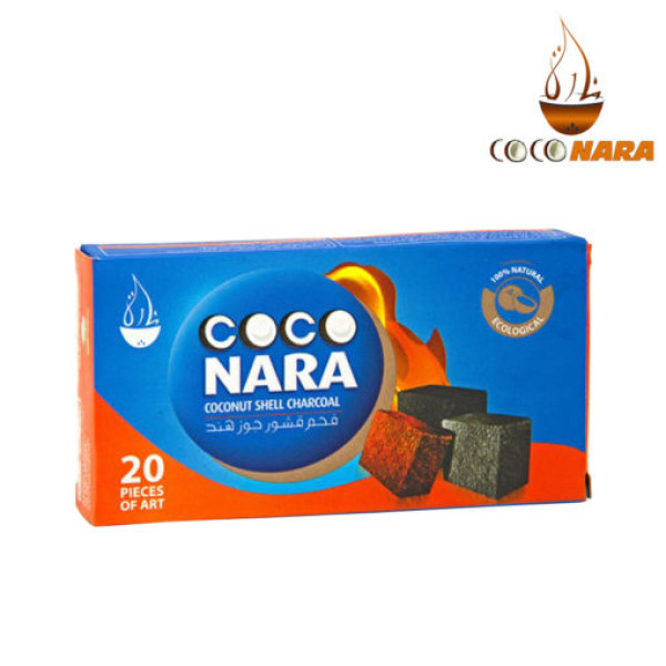 COCO NARA 26MM COCONUT CHARCOAL