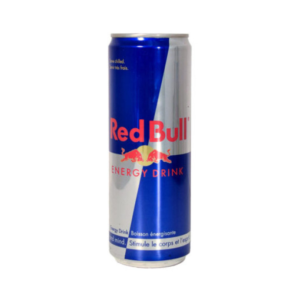 DIVERSION SAFE – RED BULL ENERGY DRINK 355ml
