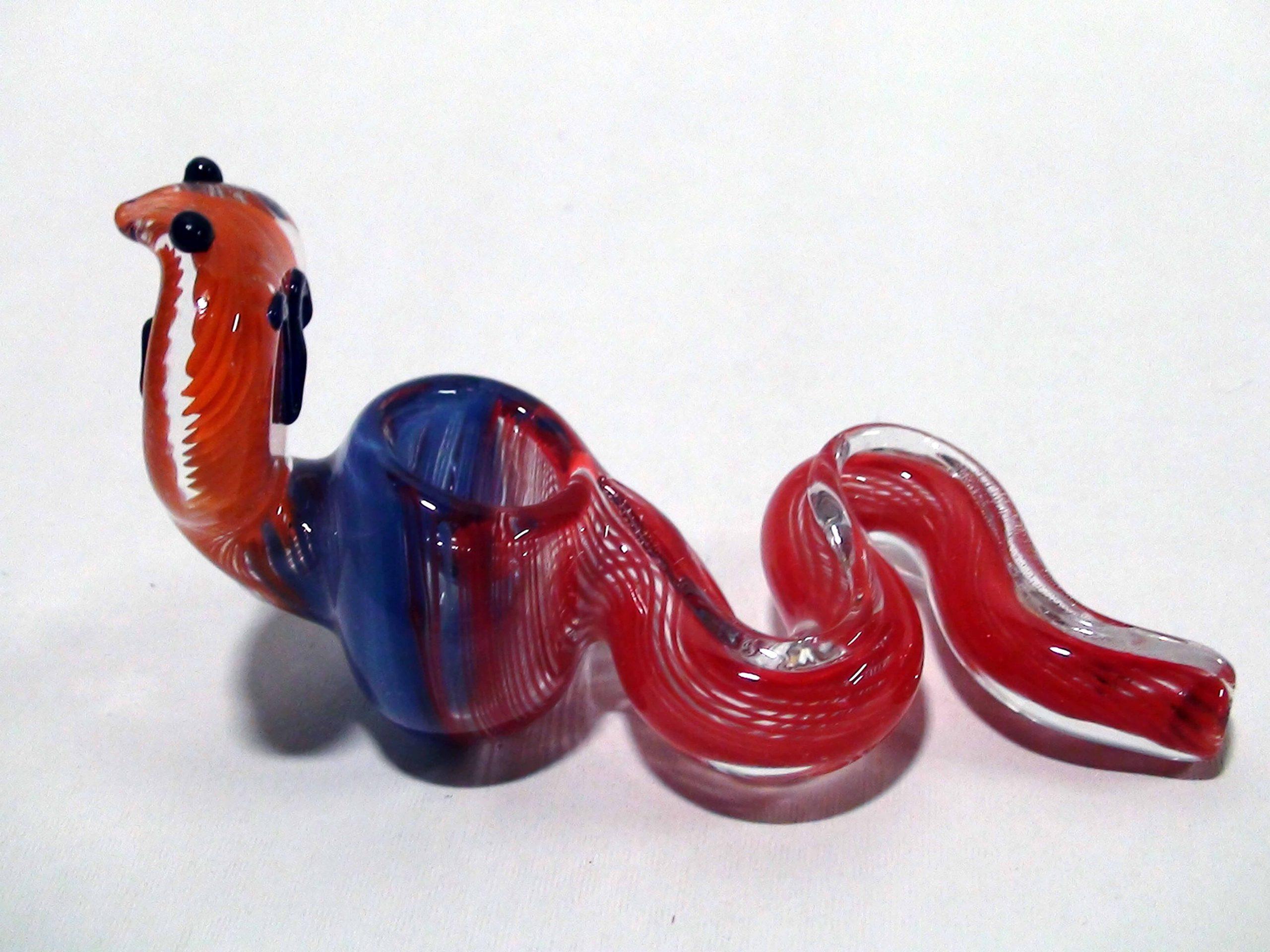 Snail Shaped Bubbler