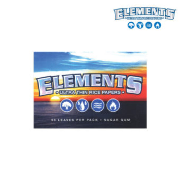 ELEMENTS SINGLE WIDE DOUBLE
