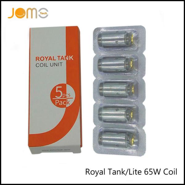 Jomotech Royal Tank 0.2 Ohm Coil