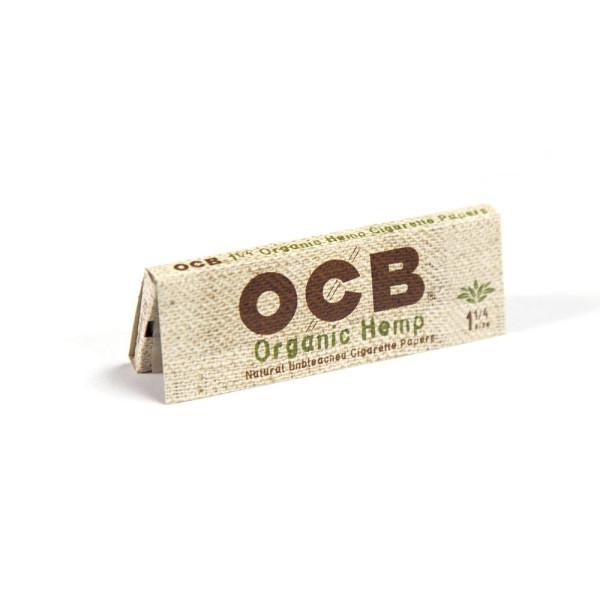 OCB ORGANIC PAPERS 1 1/4