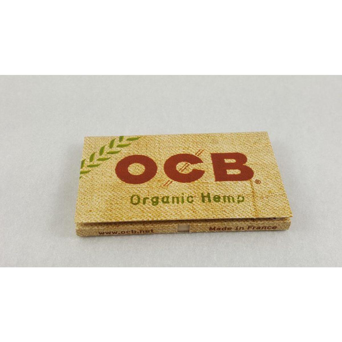 OCB ORGANIC SINGLE WIDE ROLLING PAPERS