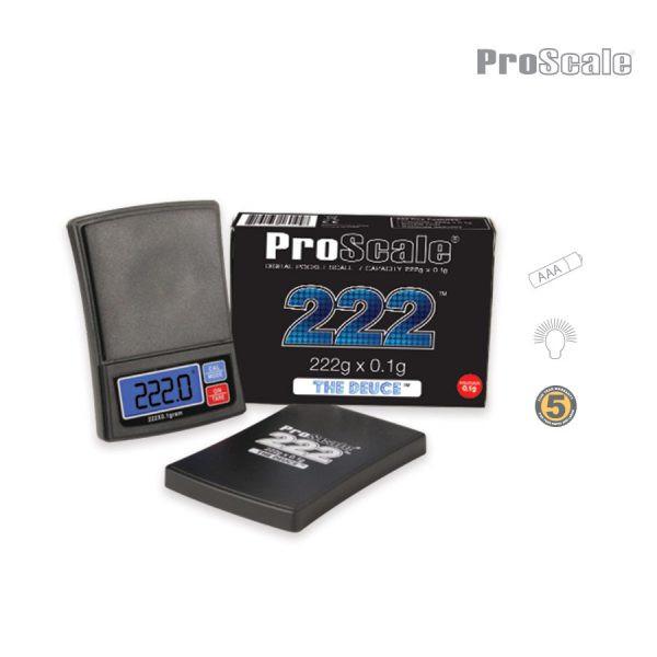 ProScale 222 DEUCE