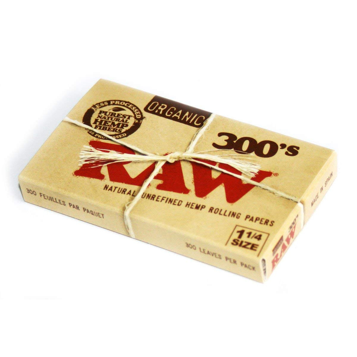 RAW 300'S 1¼ SM