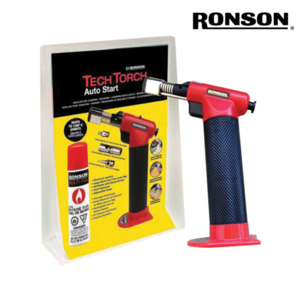RONSON TECH TORCH KIT