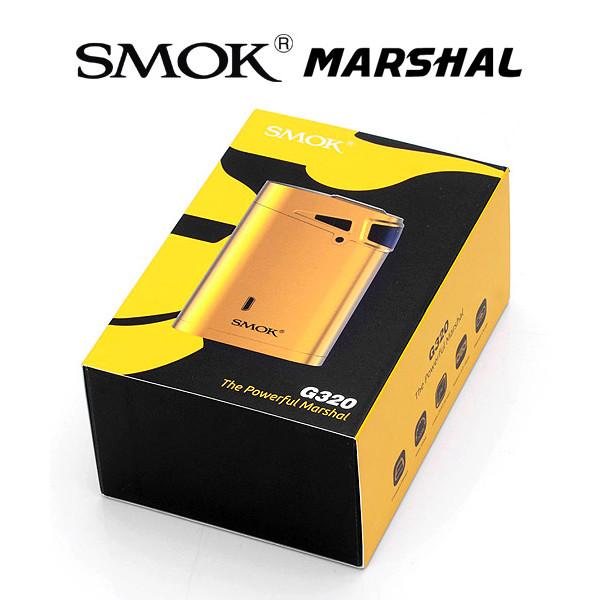 SMOK MARSHAL G320 TC BOX MOD