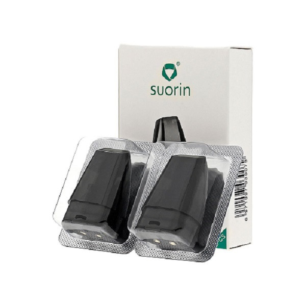 Suorin Vagon Replacement Pod Cartridge Suorin Vagon Replacement Pod Cartridge (Pack of 2)