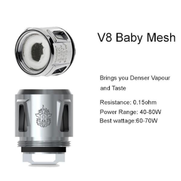 V8 Baby Mesh