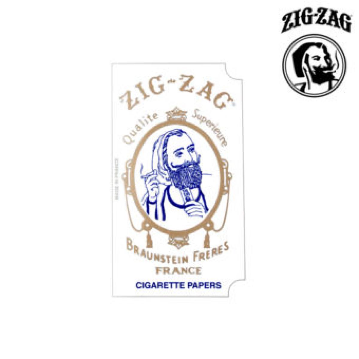 ZIG ZAG CLASSIC – WHITE/GOLD