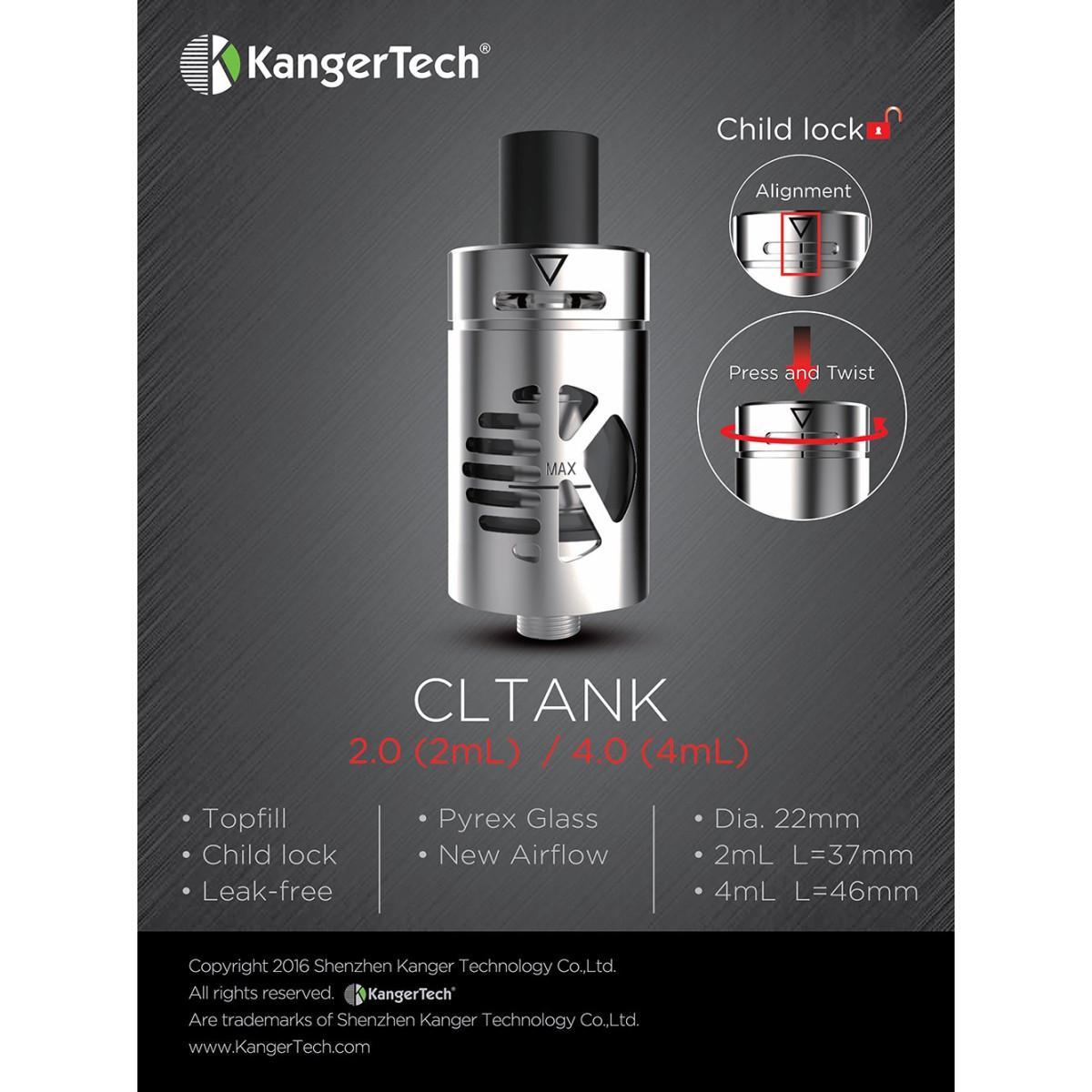 Kanger CLTANK 4.0