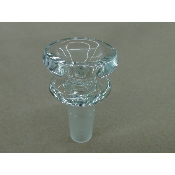 cup plate clear bowl