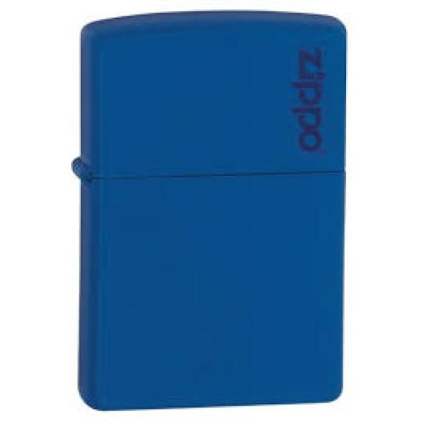 Sky Blue Matte Zippo Lighter
