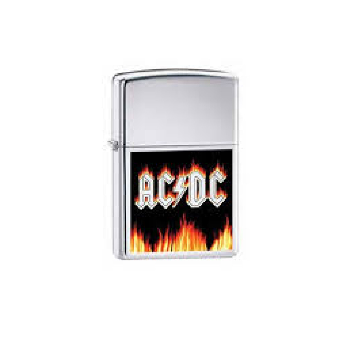 ACDC Flame Zippo Lighter