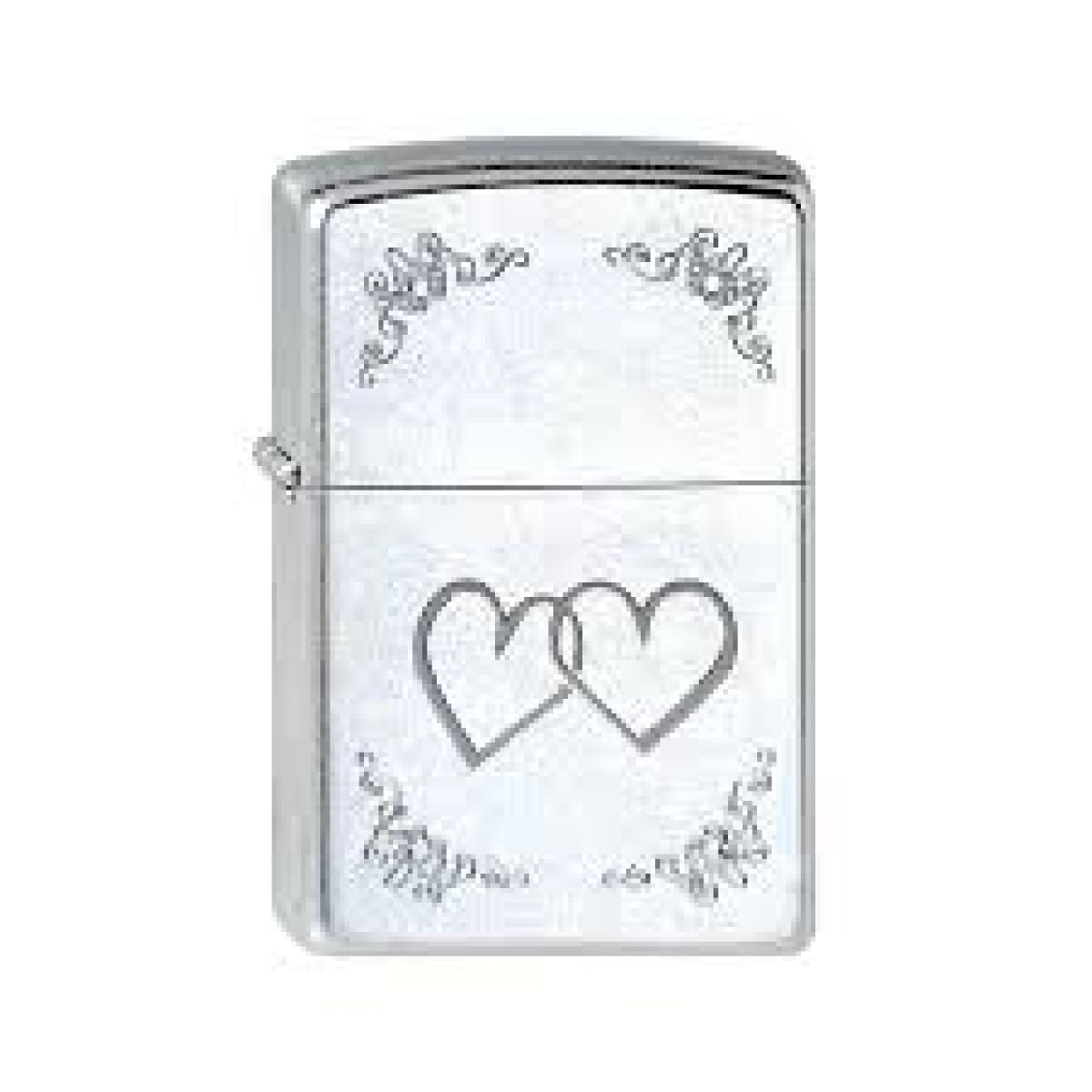 Hearts Zippo Lighter
