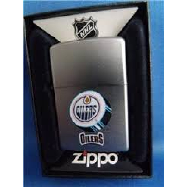 Oilers Zippo Lighter
