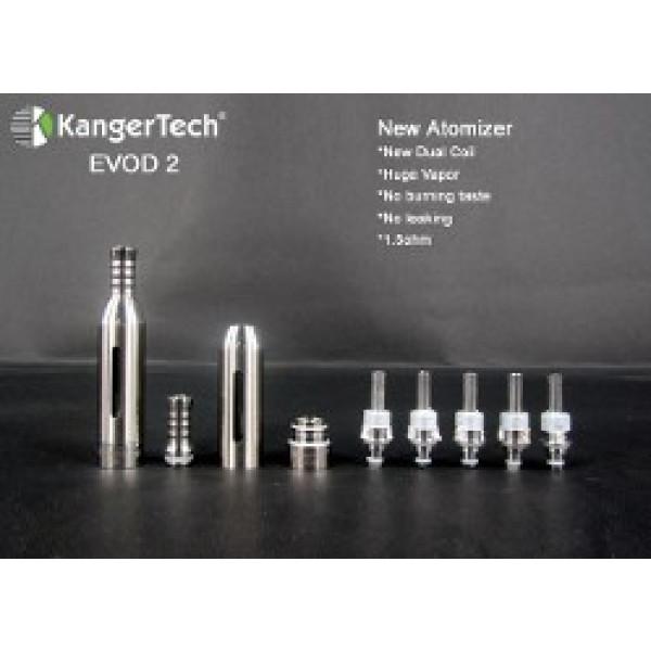 Kanger eVod 2 clearomizer