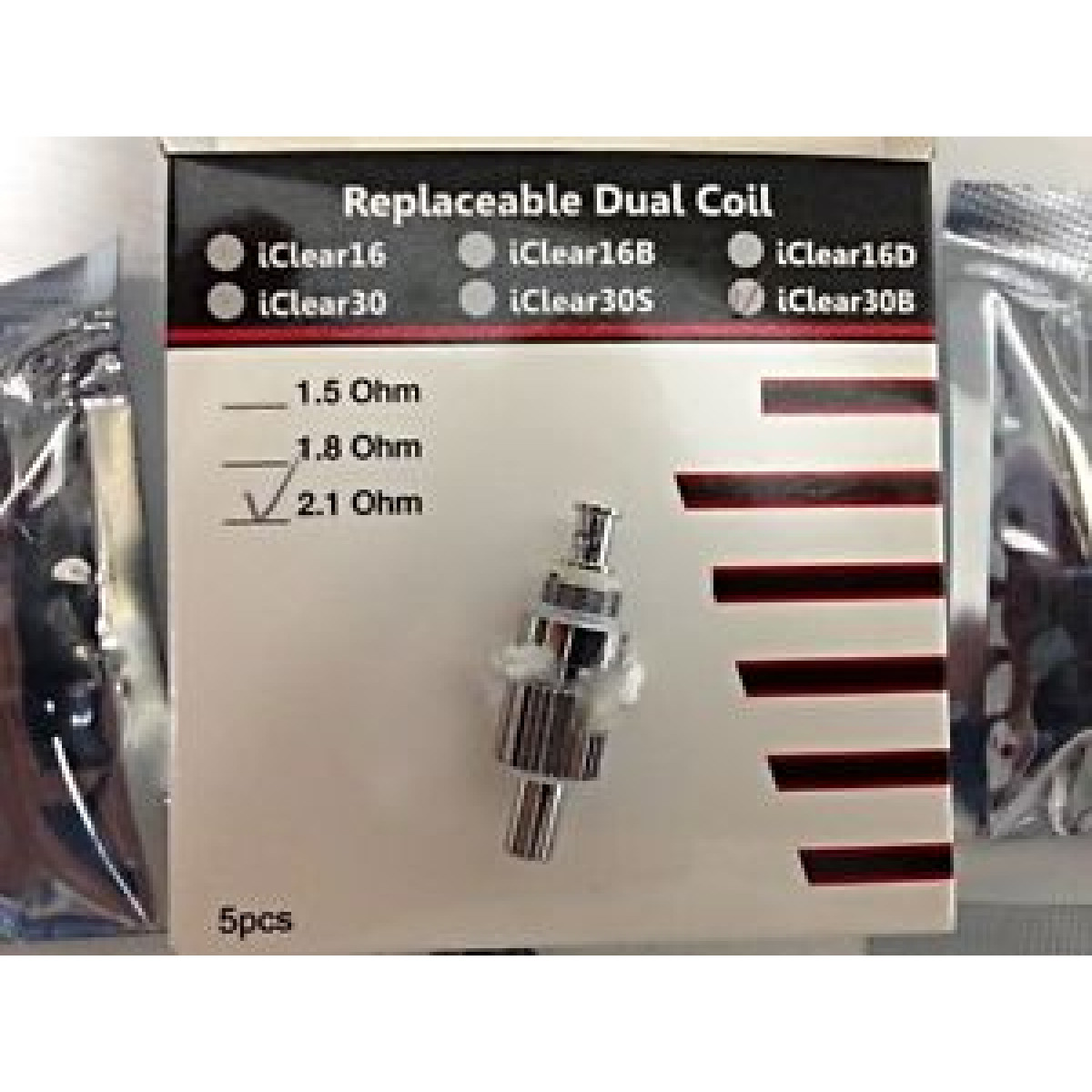 iClear b Coil
