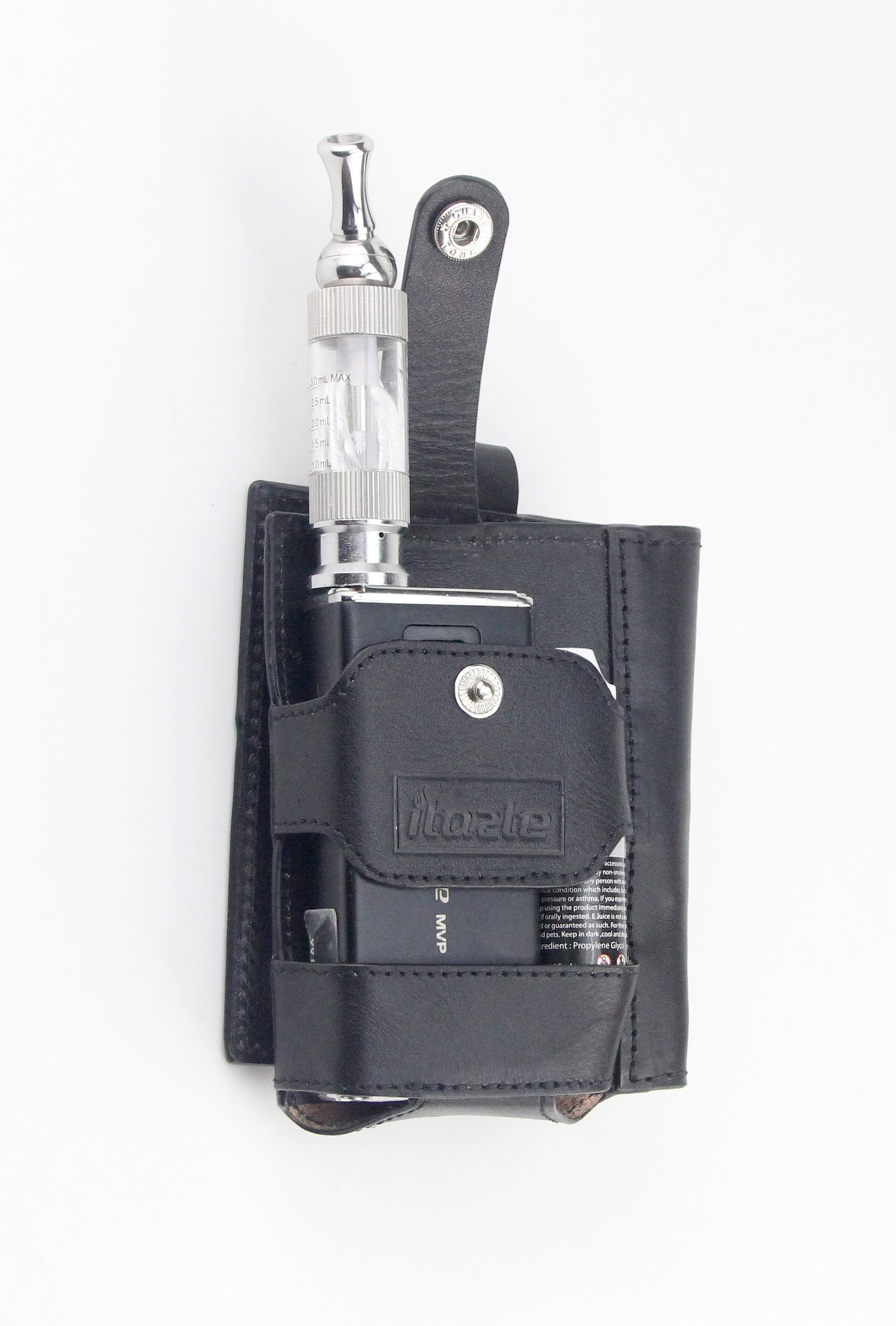 iTaste MVP leather pouch