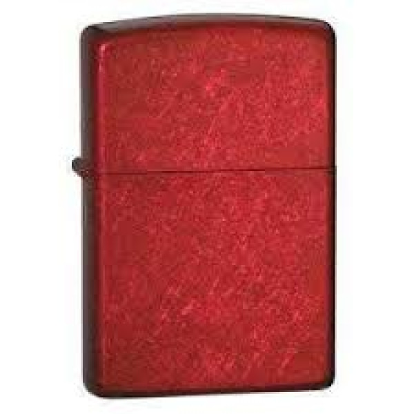 Candle Apple Red Zippo Lighter