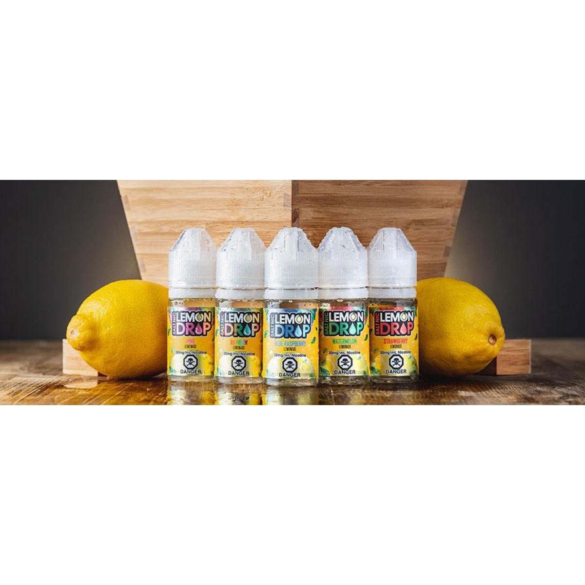 Lemon Drop Nic Salt