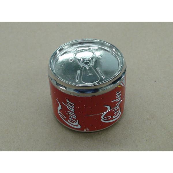 metal grinder coca cola