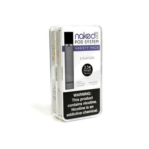 NAKED 100 POD SYSTEM DEVICE KIT
