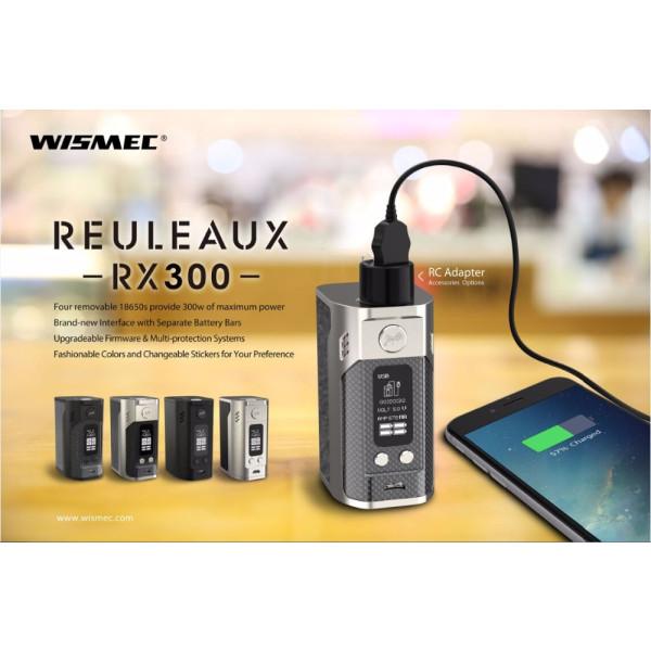 WISMEC Reuleaux RX300 (no cell)