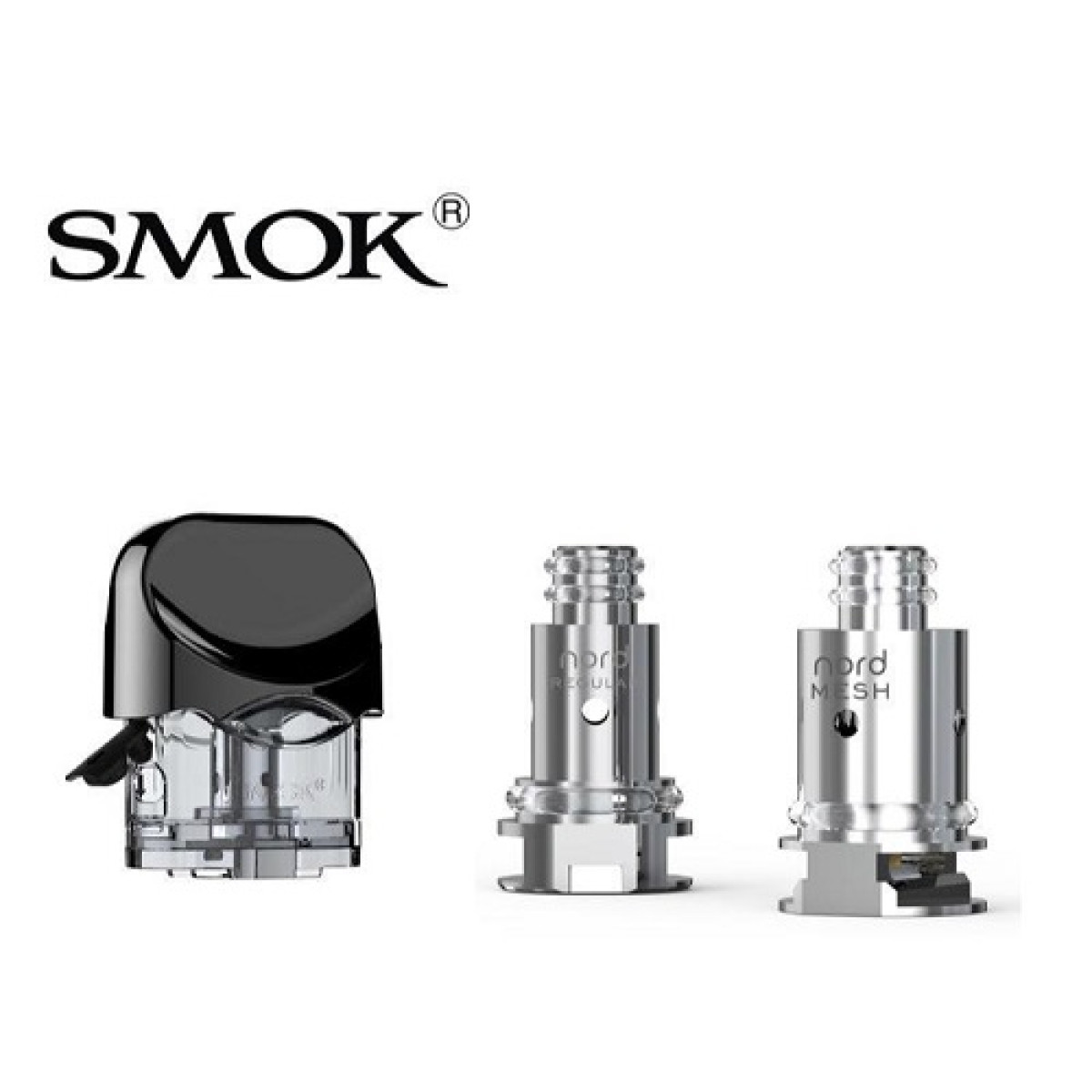 SMOK Nord Replacement Pod & Coils